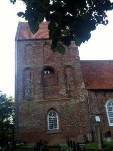 The Leaning Church of Suurhusen